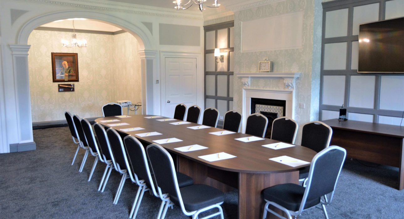 Meeting and conference room at Wortley Hall